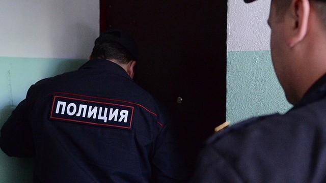 В Санкт-Петербурге полиция задержала мужчину, угрожавшего своей бывшей жене