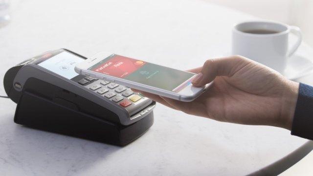 Московский Кредитный банк запустил Apple Pay для владельцев карт международных платежных систем