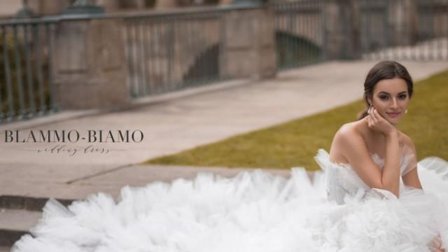 Новый бренд в мире свадебной моды – Blammo Biamo