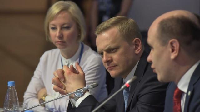 Участником Красноярского экономического форума стала компания «Балтика»