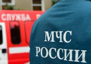 В Янино-1 спасатели устранили последствия ДТП