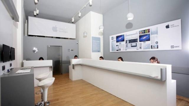 Авторизированный сервисный центр Apple СПб