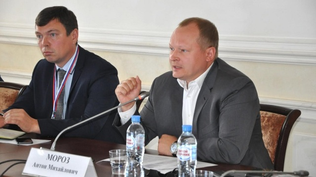 Антон Мороз стал спикером общественного форума-диалога «Что нас объединяет?!»