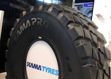 В начале 2019 года KAMA TYRES выпустит первые модели ЦМК шин с регулируемым давлением для региональных перевозок