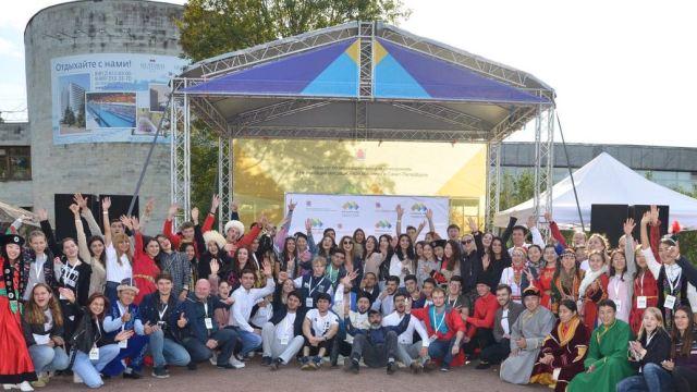 В Санкт-Петербурге прошел Молодежный форум «САНКТ-ПЕТЕРБУРГ – ТЕРРИТОРИЯ НАЦИОНАЛЬНОГО СОГЛАСИЯ»