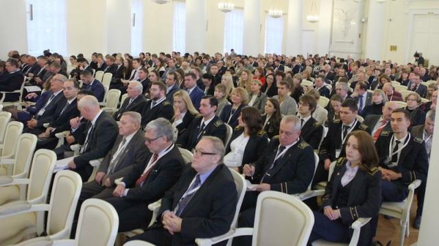Завершился XII Санкт-Петербургский конгресс «Профессиональное образование, наука и инновации в XXI веке»