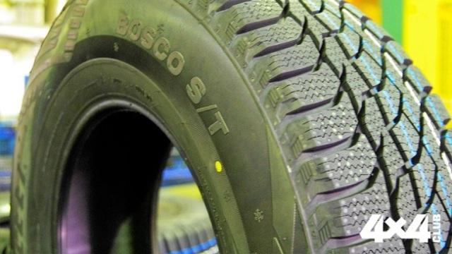 Эксперты онлайн-журнала «Клуб 4х4» рассказали о нюансах производства зимних шин бренда Viatti