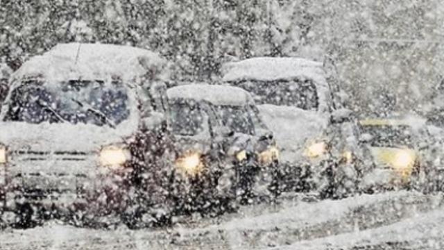 В ближайшие дни Северную Осетию засыплет снегом