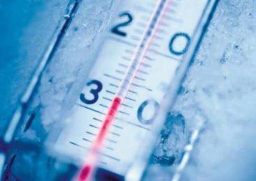 В Сыктывкаре на 23 января ожидается мороз до -27 градусов