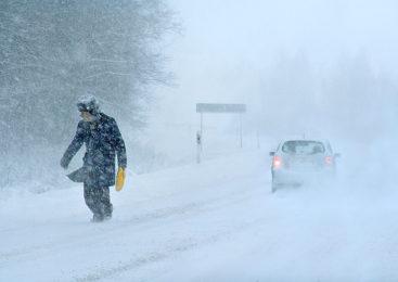 14 января в Ленобласти ожидается  мокрый снег