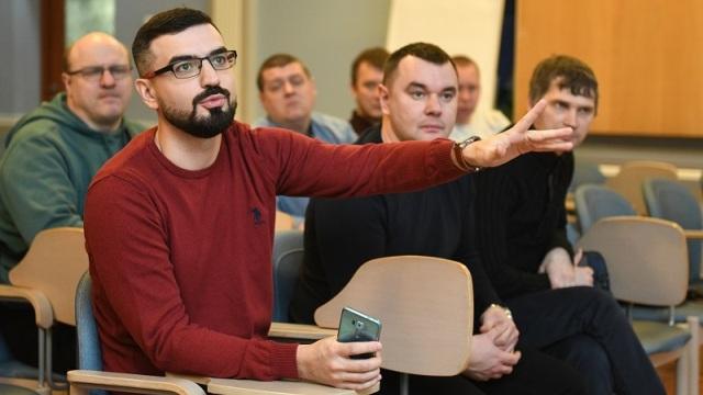«Балтика» поделилась практикой бережливого производства с Danone