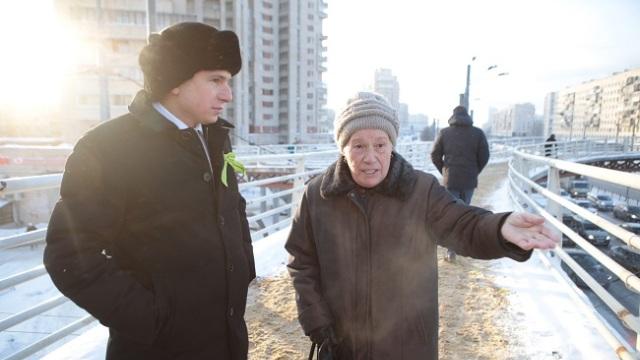 Надземные переходы в Петербурге станут предметом проверки Генпрокуратуры и Ростехнадзора