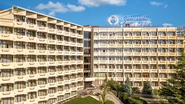Санаторий «Заполярье» признан лучшим отелем России