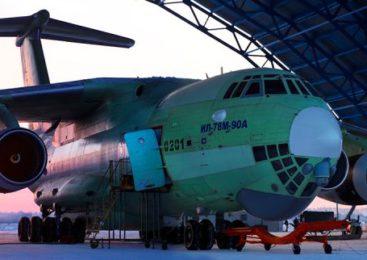 Команда авиакомплекса имени Ильюшина удостоена кубка за эффективную работу